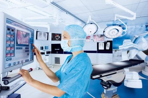 Talking about the specific installation and operation process of digital integrated operating room
